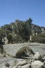 View from bottom of town, Jibla, Yemen