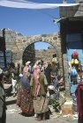 Friday market, Shibam, Yemen