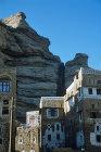 Houses, Wadi Dahr, north Yemen