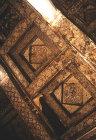 Mosque ceiling, El Abbas, Yemen