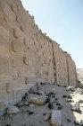 South lock of dam, Marib, Yemen