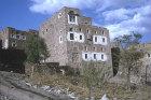 House on main square, Hadda, near Sana