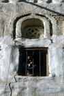 Window in house in  Sana