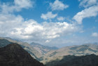 Mountains near Manakha, Yemen