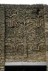 Beit al Fakih brickwork, North Yemen