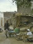 Street scene, Zabid, North Yemen
